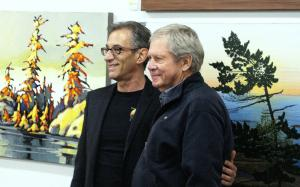 Canadian Artists Bateman And Kirsch Together Again